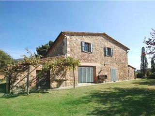 Castiglioncello del Trinoro Villa Sleeps 8 with Pool and WiFi - 5762897