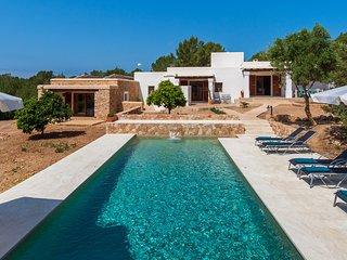 5 bedroom Villa in Es Cubells, Balearic Islands, Spain - 5608732