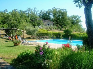 Le Pianacce Villa Sleeps 9 with Pool and Air Con - 5762630