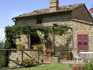 Il Castagno Villa Sleeps 6 with Pool and WiFi - 5763474