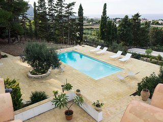 Rione Catalano Villa Sleeps 5 with Pool Air Con and WiFi - 5763333