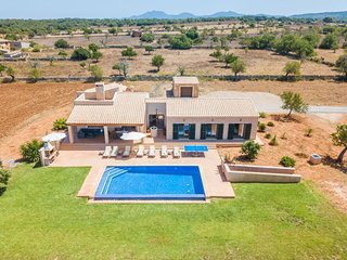 4 bedroom Villa in Cas Concos, Balearic Islands, Spain - 5000804