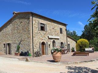 Fattoria Falsini Villa Sleeps 10 with Pool and WiFi - 5765134