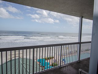 Oceanfront Daytona Beach #432 Indoor/Outdoor Pools