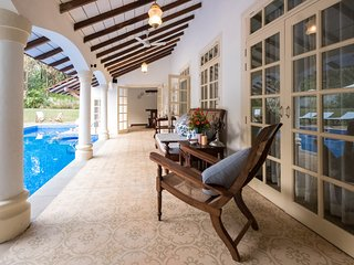 Sol Sureno, Assagao - Luxury Private Bungalow