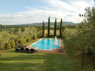 Poggio alla Vecchia Villa Sleeps 6 with Pool and WiFi - 5762899