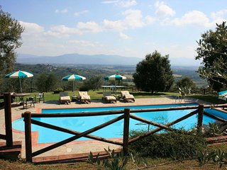 Ciggiano Villa Sleeps 6 with Pool and WiFi - 5765182