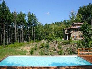 5 bedroom Villa in Poggio d'Acona, Tuscany, Italy - 5763528