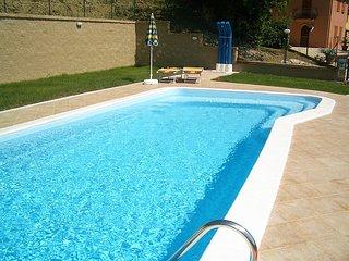 Montecarotto Apartment Sleeps 2 with Pool - 5762272