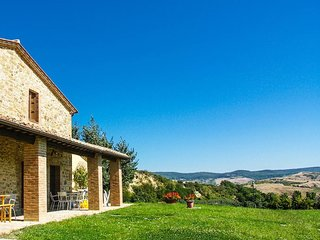 Celle sul Rigo Villa Sleeps 12 with Pool and WiFi - 5764941