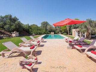 4 bedroom Villa in Cas Concos, Balearic Islands, Spain - 5000740