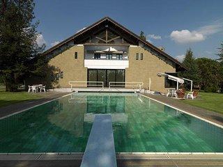 5 bedroom Villa in Sermugnano, Latium, Italy - 5764852