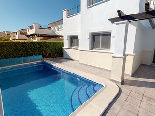 Casa Grande - A Murcia Holiday Rentals Property