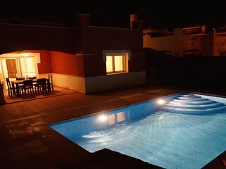 Villa Alamo - A Murcia Holiday Rentals Property