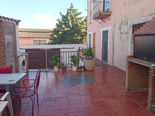 Spacious apartment in the center of Cáceres‎ with Parking, Internet, Washing mac