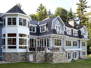 Stunning Lake Winnipesaukee Waterfront Estate