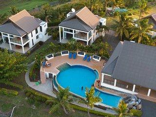 Dreamview Villa on Fiji's Stunning Suncoast. Re-opening 1st Nov 2017.