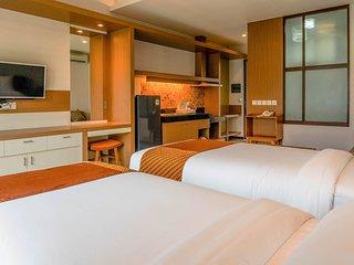 Luxury Semi Apartment with pool at Nusa Dua Bali