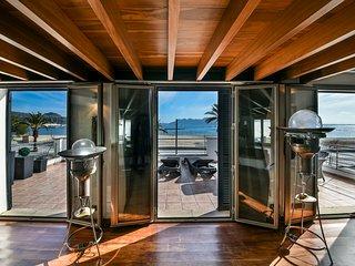 Wohnung 'Tolos' Erste Meereslinie mit herrlicher Aussicht in Port de Pollensa