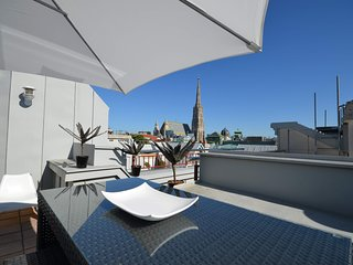 Penthouse Residence Graben with amazing View
