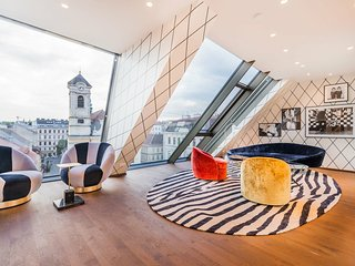 Luxury Penthouse near the town hall Vienna