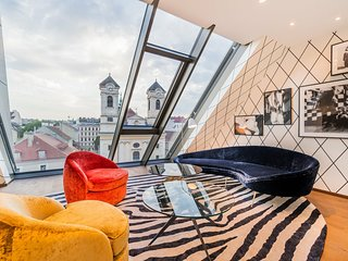 Penthouse near the town hall Vienna