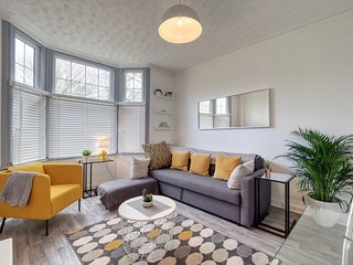 Wonderful Willow House Luxury Apartment in trendy West Didsbury