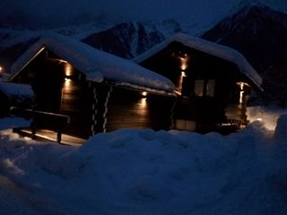 CHALET F3-54m2-BALNEO-PARKING-WIFI-5'CHAM CENTRE
