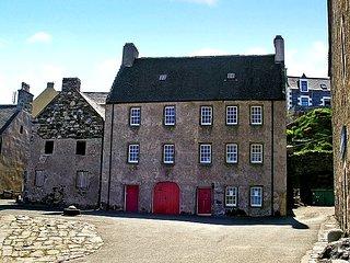 Old Merchant House, Portsoy, Aberdeenshire, Scotland