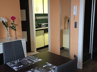 Appartement au cœur de Tarbes classé 3étoiles par clé vacances