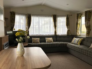 Summer Willow Lodge at beautiful Tattershall Lakes Country Park