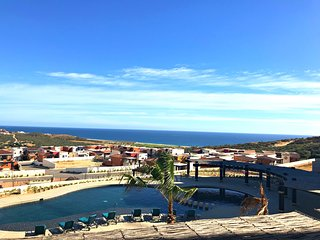 Amazing Luxury Ocean View Apartment in Copala Cabo Cottage