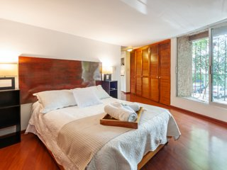 SUITE 1C, RINCON, Welcome to Garden House in San Angel