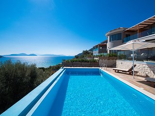 Villa Mare with Private Pool & Spectacular Panoramic View
