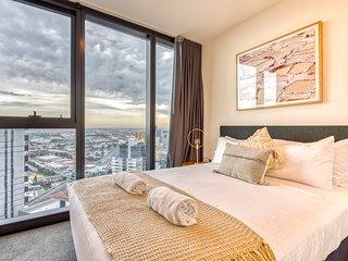 3807 - BHB Gorgeous Southbank 2Bedroom, WiFi, City Views