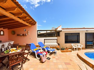 Casa La Marina Playa del Hombre NR with pool