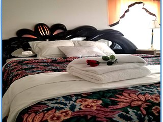 Perfect Home Away-Orlando King size Bed, location de vacances à Apopka