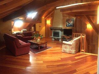L'abri charmant - Casa di charme con sauna privata per vacanze relax in montagna