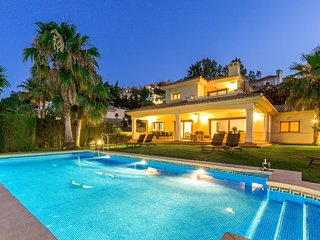 Luxury Villa in Las Brisas