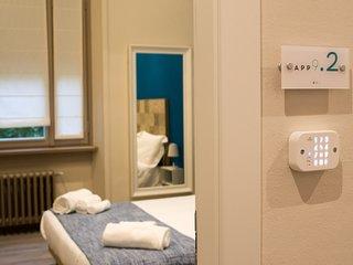 APP9.2 Camera tripla con bagno esterno privato ad uso ESCLUSIVO