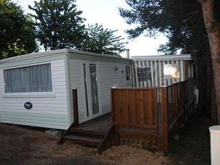 B2 Mobil-home 4/6 places avec Terrasse couverte