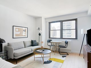 Vibrant Studio in Midtown East by Sonder
