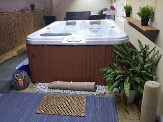 Appartement avec spa et piscine pres des calanques