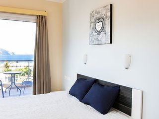 Beautiful apartment with sea view
