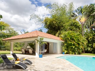 Caribbean Family Retreat 10,000 sq ft - 10 minute walk to the Minitas beach