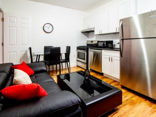 Renovated 3 BR Condo in Jersey City - Minutes to Times Square, Family Friendly!