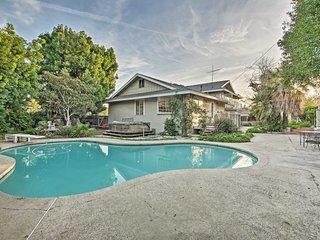 NEW! Santa Ana Home w/ Pool, 15 Minutes to Disney!