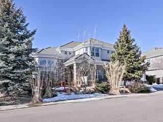 Elegant Lone Tree Home - Near Hiking Trails+Denver