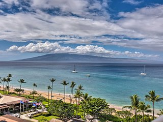 NEW! Resort Condo w/Ocean Views on Kaanapali Beach