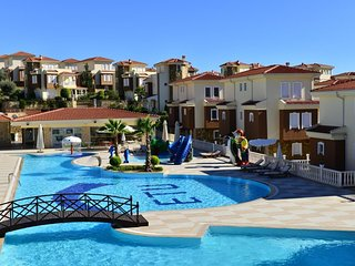 Ottoman Village 3 bedroom villas - Incekum, Alanya (Unit 1)